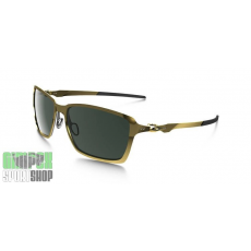 OAKLEY Tincan Polished Gold Dark Grey