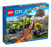 LEGO CITY: Vulkánkutató bázis 60124 lego