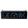 Lamptron CM430 PWM ventilátor vezérlõ - fekete / kék