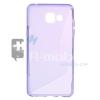 Samsung Galaxy A5 (2016) Szilikon Tok S-Line RMPACK Lila