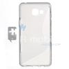 Samsung Galaxy A5 (2016) Szilikon Tok S-Line RMPACK Szürke