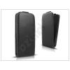 Haffner Slim Flexi Flip bőrtok - Samsung G935F Galaxy S7 Edge - fekete