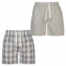 Lee Cooper Boxeralsó Lee Cooper Lounge 2 Pack fér.