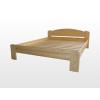 Kofa Róma bükk ágykeret 140x200 cm