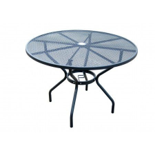 OEM Kerti asztal fémből ZWMT-51 kerti bútor