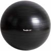 Gimnasztikai labda MOVIT - 75 cm, fekete