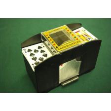 Kártyakeverő gép kártyajáték