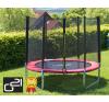 G21 trambulín biztonsági hálóval - 250 cm trambulin szett