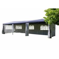Kerti sátor – kék, 3 x 9 m party kellék