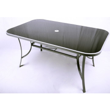 OEM Kerti asztal Garth 150 x 89 x 72 cm kerti bútor