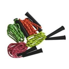 Élénk színű ugrálókötél - 2 m tornakarika