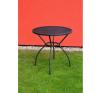 Kerti körasztal fémből - ZWMT-06 kerti bútor
