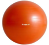 OEM Gimnasztikai labda MOVIT - 75 cm, narancssárga fitness labda