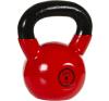 OEM Kettlebell súlyzó 8 kg MOVIT - vinyl bevonattal kettlebell