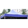 OEM PROFI póttető kerti összecsukható sátorhoz 3 x 3 m - kék
