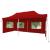 OEM Összecsukható kerti parti sátor – 3 x 6 m piros