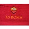 Hímzett AS Roma törölköző
