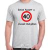 40-es klub póló