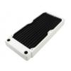 XSPC Low Profile Radiator EX240 - 240mm - fehér