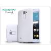 LG K10 K420N hátlap képernyővédő fóliával - Nillkin Frosted Shield - fehér