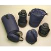 OPTech USA Lens/Filter Pouch S bélelt objektív hordzsák szűrőtartó rekesszel 12,7xO10,2 cm