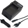 PATONA Akkumulátor töltõ SANYO DB-L40 Xacti VPC-HD1 HD1E HD1EX HD2 DMX-HD1 DB-L40AU