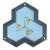 Eureka Cast - Hexagon****