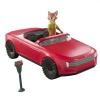 Zootropolis - Állati nagy balhé - Nick kabriója jármű 1 db