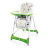 Baby Design Bambi multifunkciós etetőszék 2016 Green