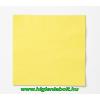 Tork 18363 Advanced szalvéta 40, tissue sárga 3 rétegű