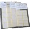 Etikett 45x70mm öntapadó fehér (4 db/lap, 15 lap/csomag)