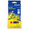 PELIKAN színes ceruza 12 DB-OS 00724005