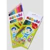 NEBULÓ színes ceruza 12 DB-OS
