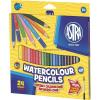 ASTRA AQUARELL színes ceruza 24 db-os 312110005