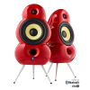 Podspeakers SMALLPOD BLUETOOTH MKII Lifestyle hangsugárzó piros