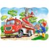 Castorland puzzle 30 db-os - Cica mentés