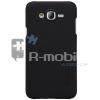 Samsung Galaxy J5 Nillkin Super Frosted Tok Műanyag + Nillkin Kijelzővédő Fólia Fekete