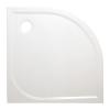 Siko Anima 90x90cm-es íves akryl zuhanytálca lapos kivitel (4cm)