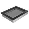 Kratki Fekete Szellőzőrács Standard 22x30