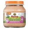 Holle Bio húsos bébiétel, csirkehús 125g -- készlet erejéig, a termék lejárati ideje: 2018.12.08.