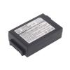 1050494-002 Vonalkódolvasó akkumulátor 2000 mAh