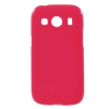 Samsung Galaxy Ace 4 Szilikon Tok Fényes TPU Pink
