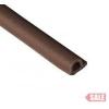 Steck Ablaktömítő P profil, barna, 100m - SAP 100B