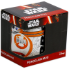 STAR Wars 7: BB8 porcelán bögre - 3 dl-es