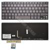 Asus 0KNB0-3627HU00 gyári új, fekete-barna háttérvilágított magyar laptop billentyűzet