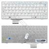 Asus V072462AS2 gyári új, angol fehér laptop billentyűzet