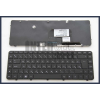 HP 594597-211 fekete magyar (HU) laptop/notebook billentyűzet