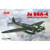 ICM Ju-88A-4 katonai repülőgép makett ICM 48233
