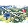 ICM Heinkel He51A-1 katonai repülőgép makett ICM 72193