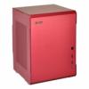Lian Li PC-Q34RD Mini-ITX ház - piros